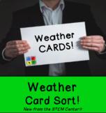 Weather: Card Sort