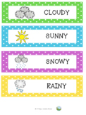 Weather Cards & Games
