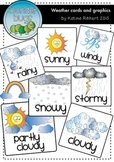 Weather Cards and Graphics Set
