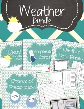Weather Center Bundle