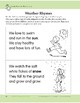 Weather Changes Day to Day: Outdoor Activity and Weather Rhymes