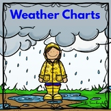 Back to School -science-Weather Chart - Bulletin board and