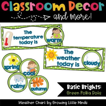 Weather Chart- Green
