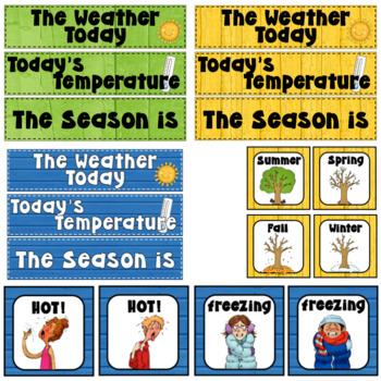 Weather for Daily Calendar