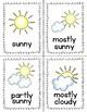 Weather Chart & Wheel