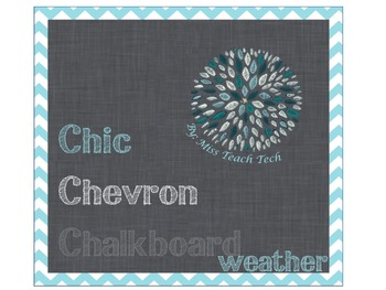 Weather Chart and Cards