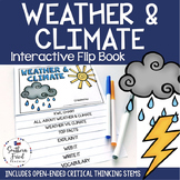 Weather & Climate Interactive Flip Book