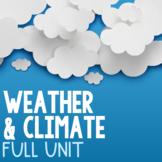 Weather & Climate Unit Bundle