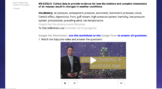 Weather & Climate Adventure Quest NGSS MS-ESS2 & MS-ESS3-5.
