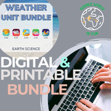 Weather, Climate, & Atmosphere- DISTANCE LEARNING & GOOGLE