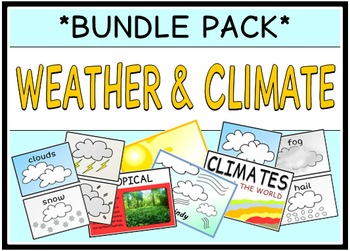 Weather & Climate (BUNDLE PACK)