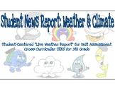 Weather & Climate End of Unit Project- 5th Grade TEKS