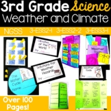 Weather & Climate {aligns to NGSS 3-ESS2-1, 3-ESS2-2, 3-ESS3-1}