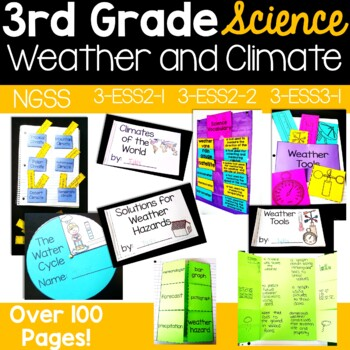 Weather Worksheets & Teaching Resources | Teachers Pay Teachers