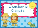 Weather & Climate Unit - Grade 4