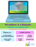Weather & Climate Unit for Distance Learning