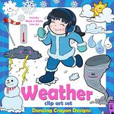 Weather Clip Art | Seasons Clip Art Kids