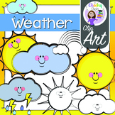 Weather - Clip Art