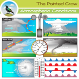 Weather Clip Art - Atmospheric Conditions - Meteorology