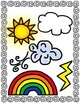 Weather Clip Art Bundle (personal and commercial use)