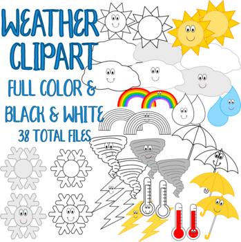 Weather Clip Art Images