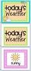Weather Clip Chart Calendar