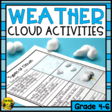 Weather- Clouds Lessons and Activities