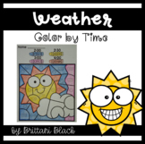 Weather- Color by Code