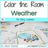 Weather Color the Room
