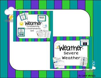 Weather Complete Set
