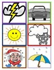 Weather Concentration Cards in FRENCH !