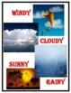 Weather Conditions Activities (Mini Reader, Flip Book & Handout)
