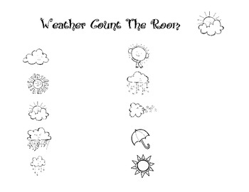 Weather Count The Room