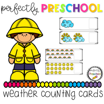 Weather Counting Cards