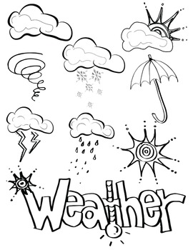 Weather Clip Art!