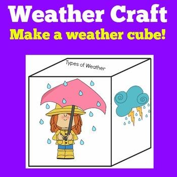 Weather Craft Activity