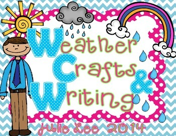 Weather Crafts & Writing