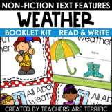 Weather - Create a Booklet