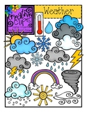 Weather Clipart {Creative Clips Clipart}