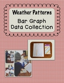 Weather Data Collection Bar Graph Template