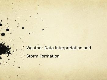 Weather Data Interpretation