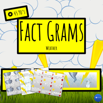 Weather Day-Grams