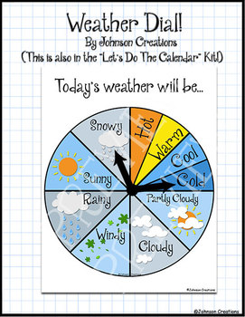 Weather Dial!