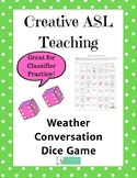 Weather Dice Game - Conversations