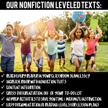 Weather {Differentiated Close Reading Passages & Questions}