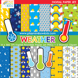 Weather Digital Paper
