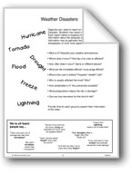 Weather Disasters and Tornado