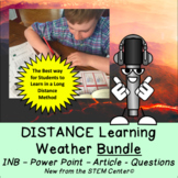 Weather Distance Learning Bundle