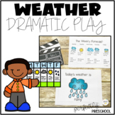 Weather Dramatic Play