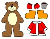 Weather Dress Up Bear